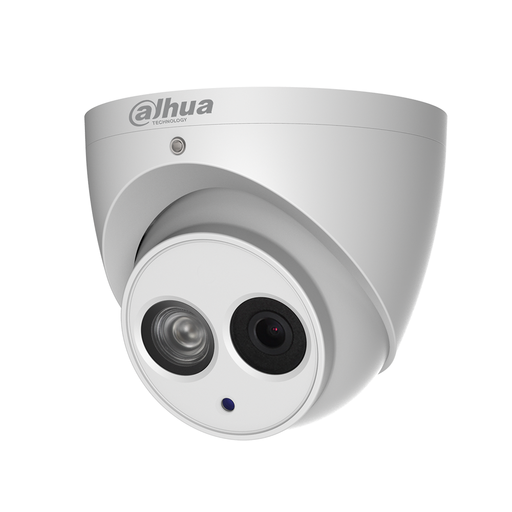 Dahua CCTV Security Product IP Camera 8MP FULL HD IR Eyeball Network Camera with POE IP67