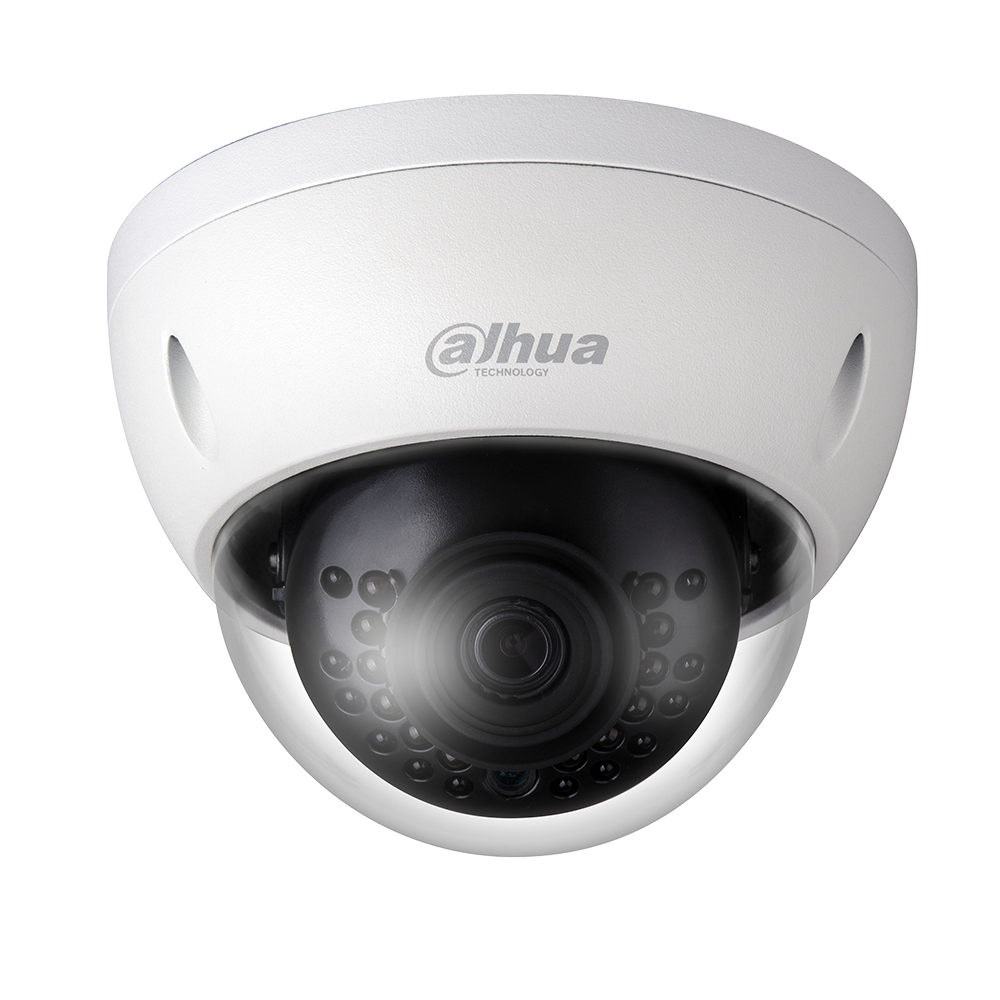 Dahua CCTV Security IP Camera 3.6MM LENS 4MP FULL HD IR mini Dome Network Camera IP67 POE