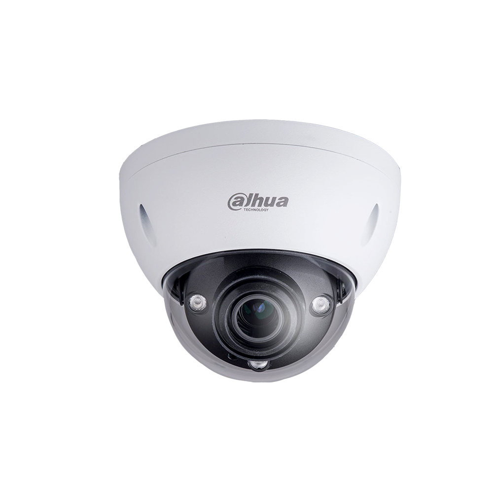 Dahua CCTV Security IP Camera 7mm ~35mm motorized lens 2MP WDR IR Dome Network Camera POE