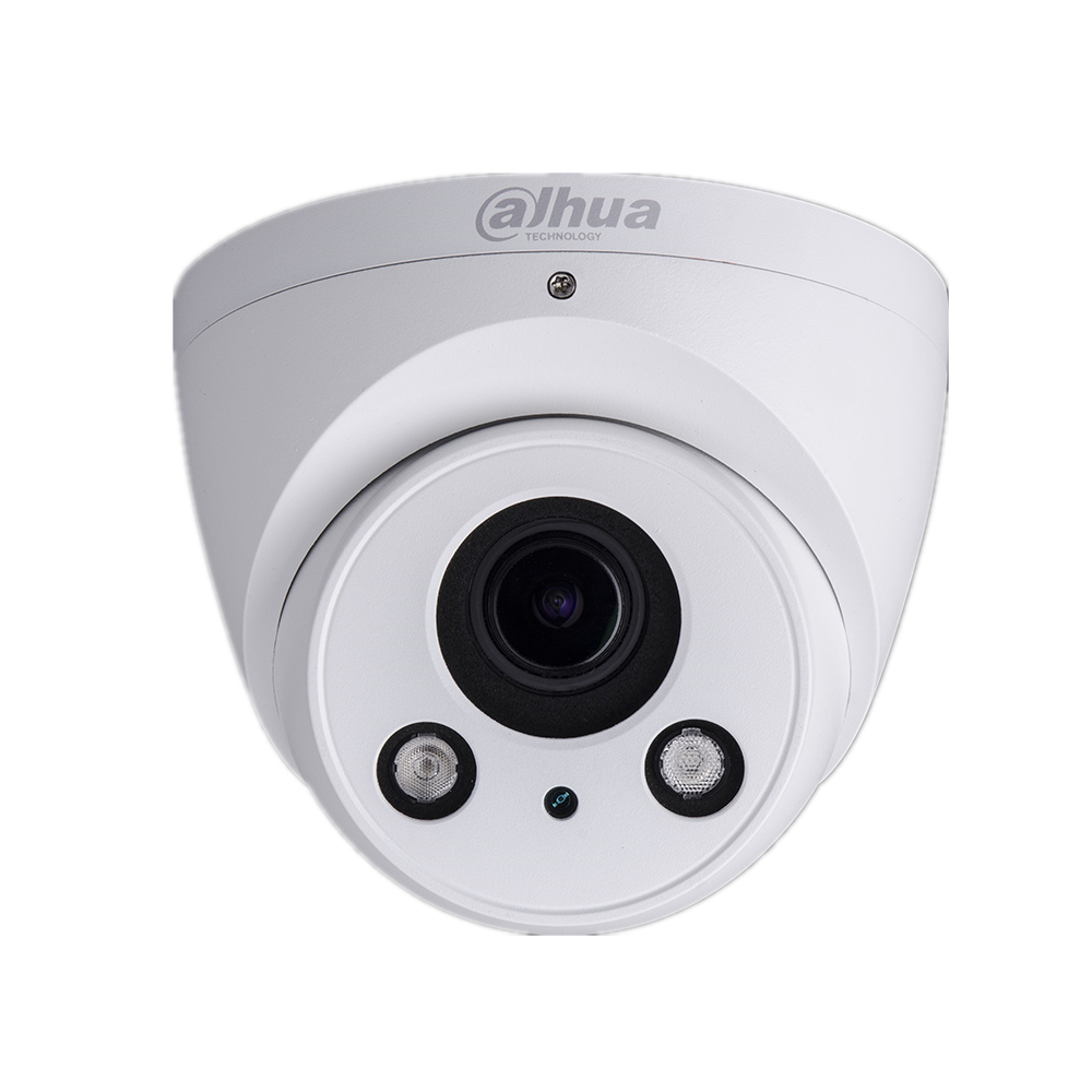 Dahua 4MP IP Camera WDR IR Eyeball Network Camera H.264+ with 2.7~12mm lens IP67 Support POE