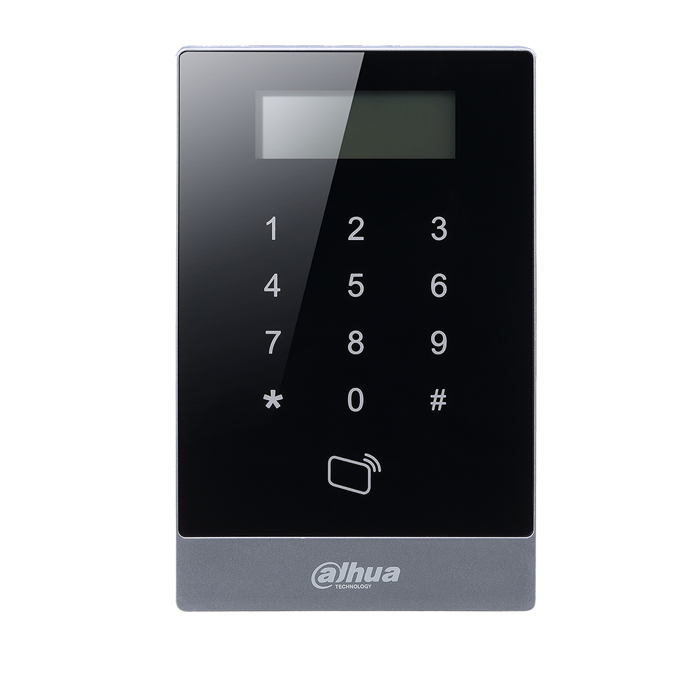 Dahua Keypad RFID Access Control System Proximity Card Standalone Support 30