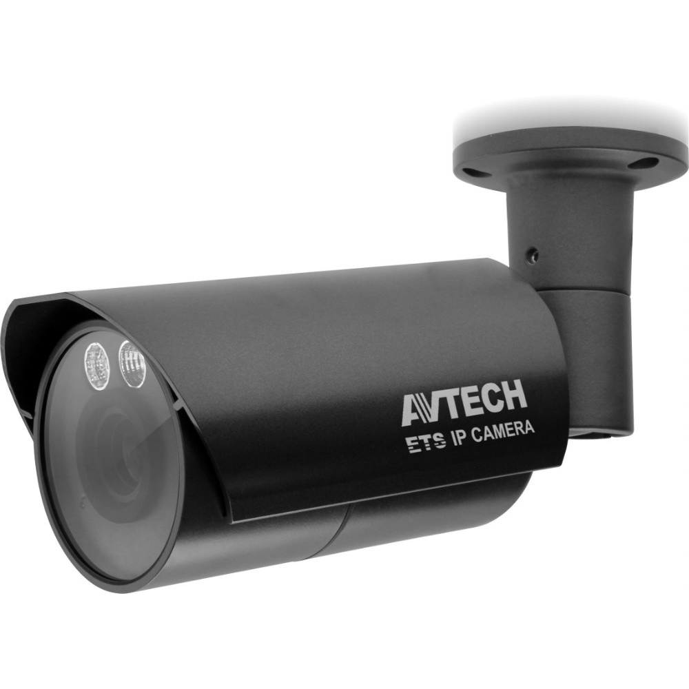 Avtech 2MP Bullet Outdoor IP Network Surveillance Camera 1080P 2.8-12mm Lens IR Array POE