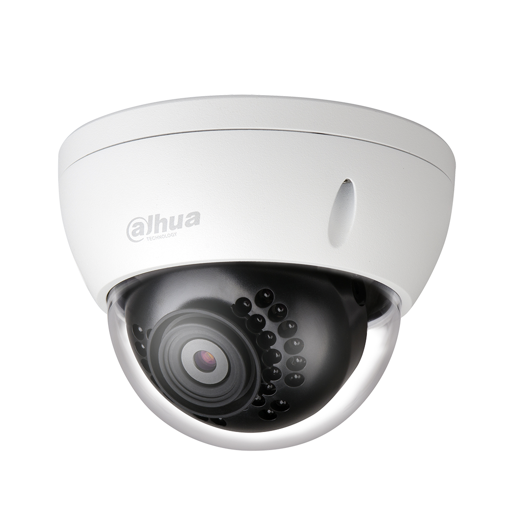 Dahua Security CCTV 1MP 720P 3.6MM LENS Vandal-proof IR HDCVI Mini Dome Camera with 30M IR Distance