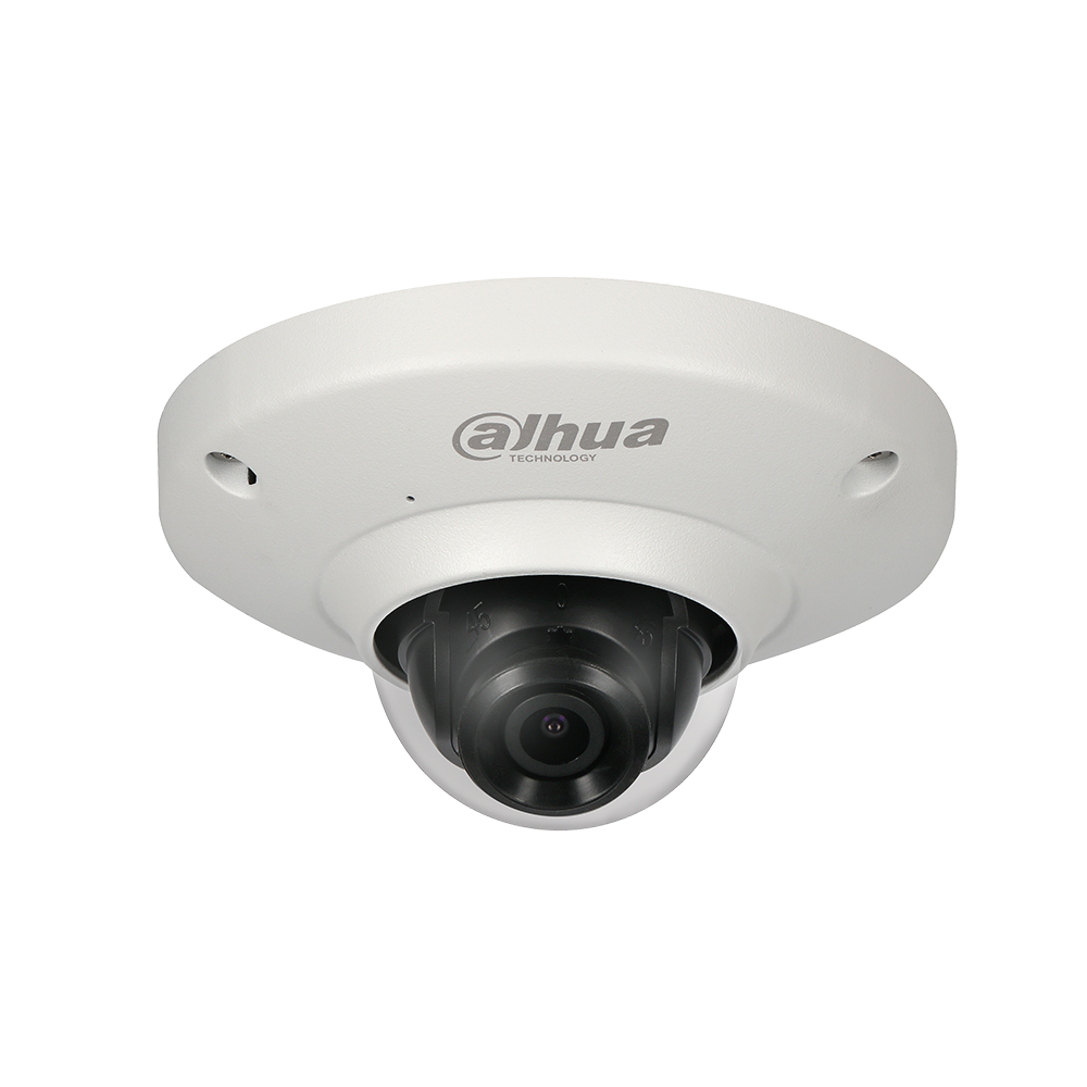 Dahua CCTV Security 4 Megapixel Vandal-proof Network Fisheye Camera POE