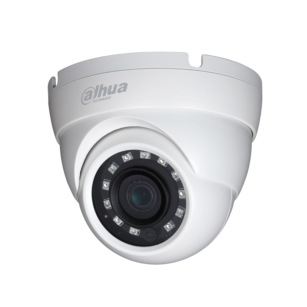 Dahua CCTV IP Camera 3.6MM LENS 2MP IR Eyeball Network Camera IP67 With POE