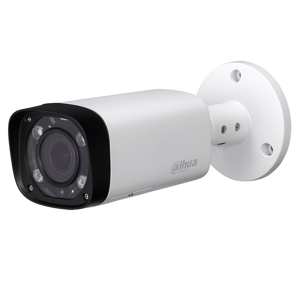 Dahua 4MP Security Camera 2.7-12mm Motorized Lens HDCVI Camera Outdoor OSD IR distance 60m bullet Camera