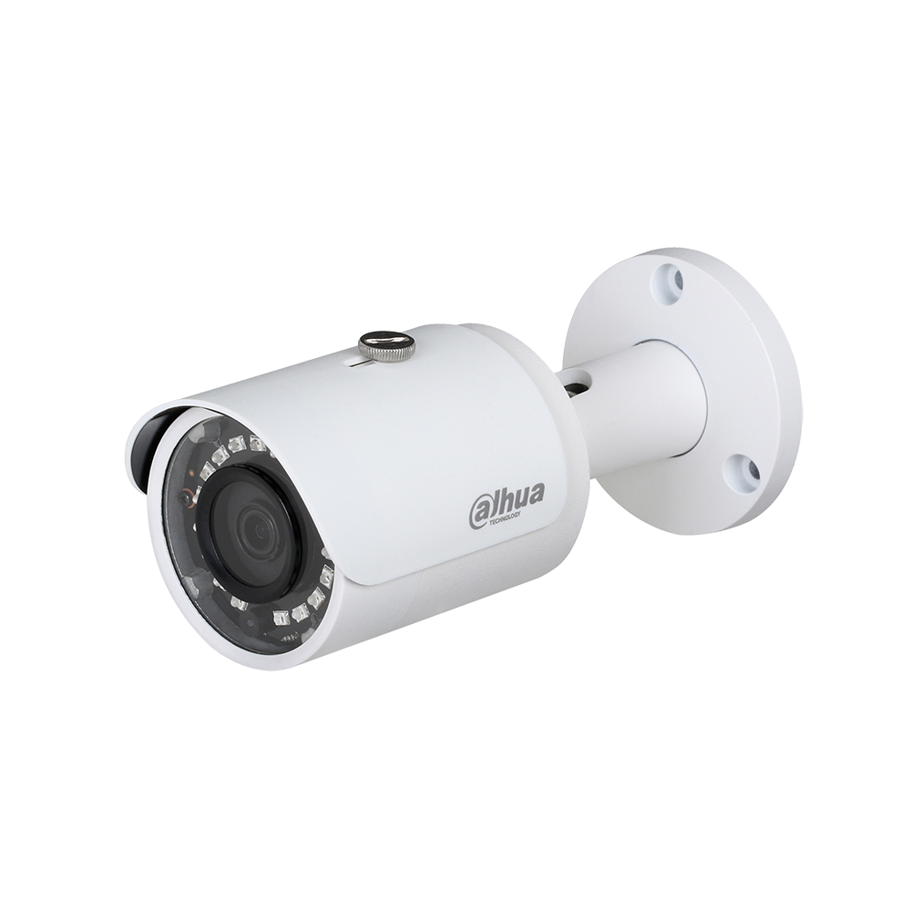 Dahua CCTV Security IP Camera 3.6MM LENS 1MP IR Mini-Bullet Network Camera IP67 With PoE
