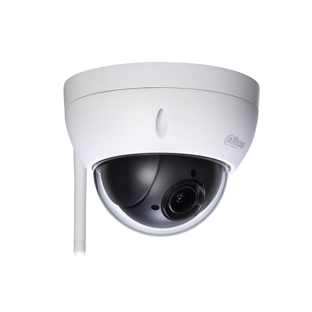Dahua CCTV Camera WiFI IP 2MP HD Network Mini PTZ Dome 4x optical zoom POE wireless Camera