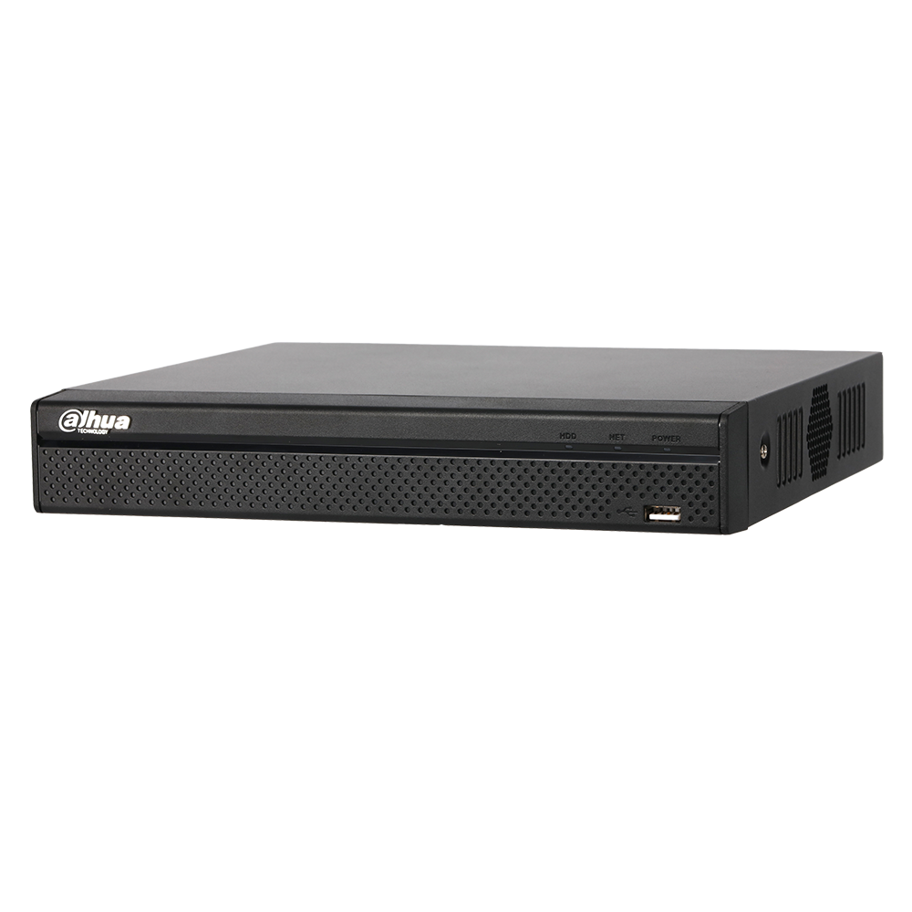 Dahua DVR 32 Channel 1.5U 4K H.265 Lite Network Video Recorder Max 200Mbps Up to 8MP