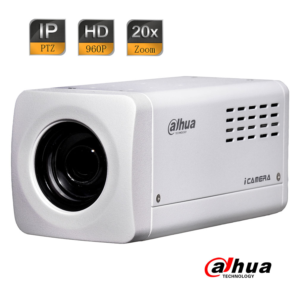Dahua 1.3Mp 960P 4.7-94mm 20x Optical Zoom Lens Network Camera Micro SD Memory