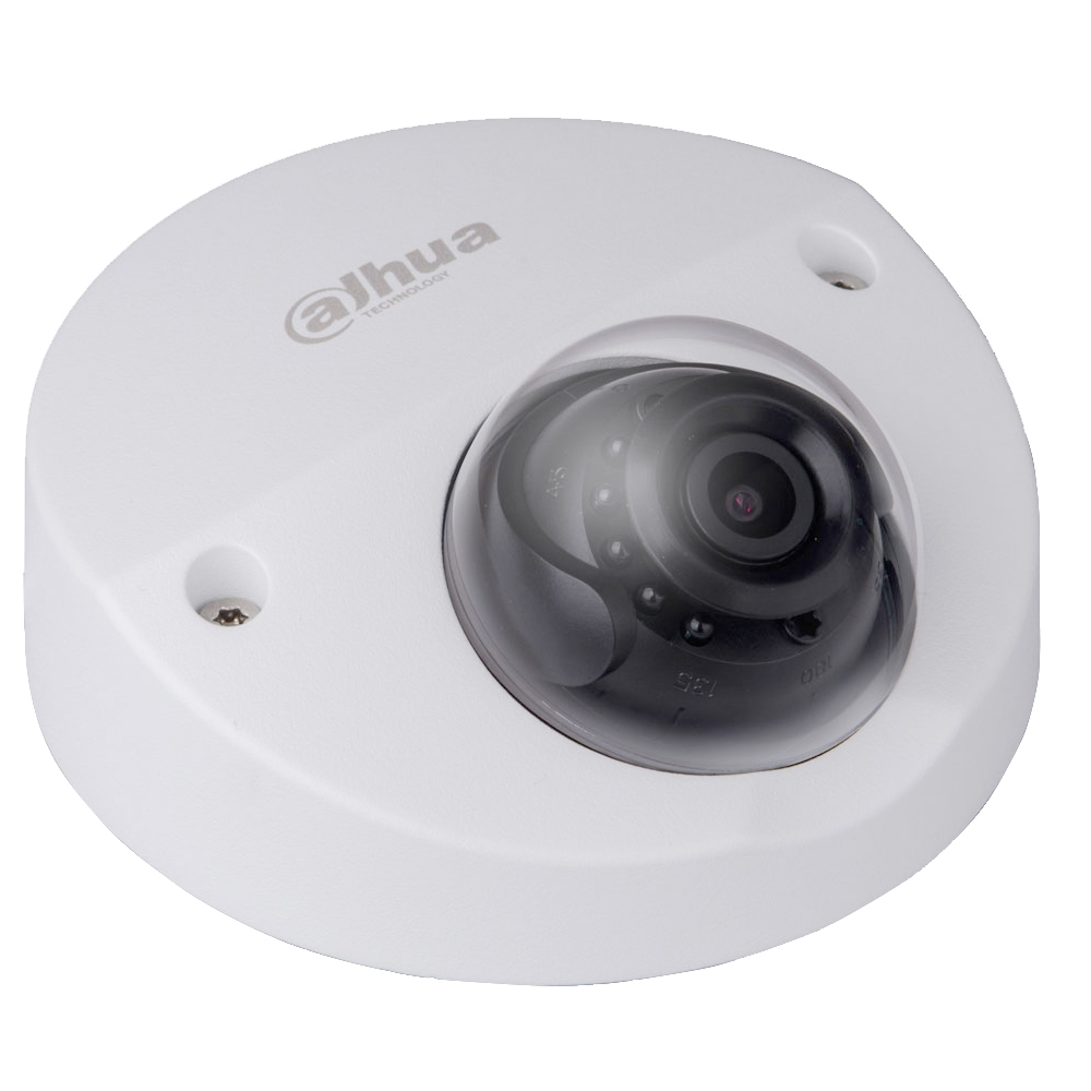 Dahua 3.6MM 4MP HD Network Vandal-proof IR Wedge IP Dome Camera POE
