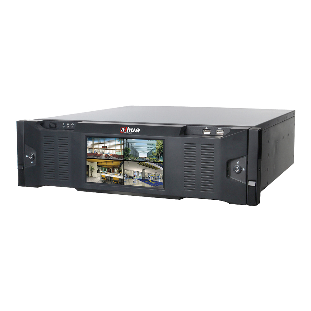 Dahua 128 Channel 384Mbps Super 4K  Network Video Recorder 16SATA 96TB