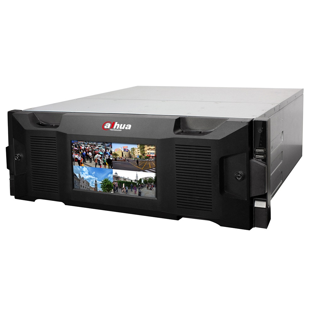 Dahua 256Channel 4U Super Network Video Recorder 24 SATA 96TB