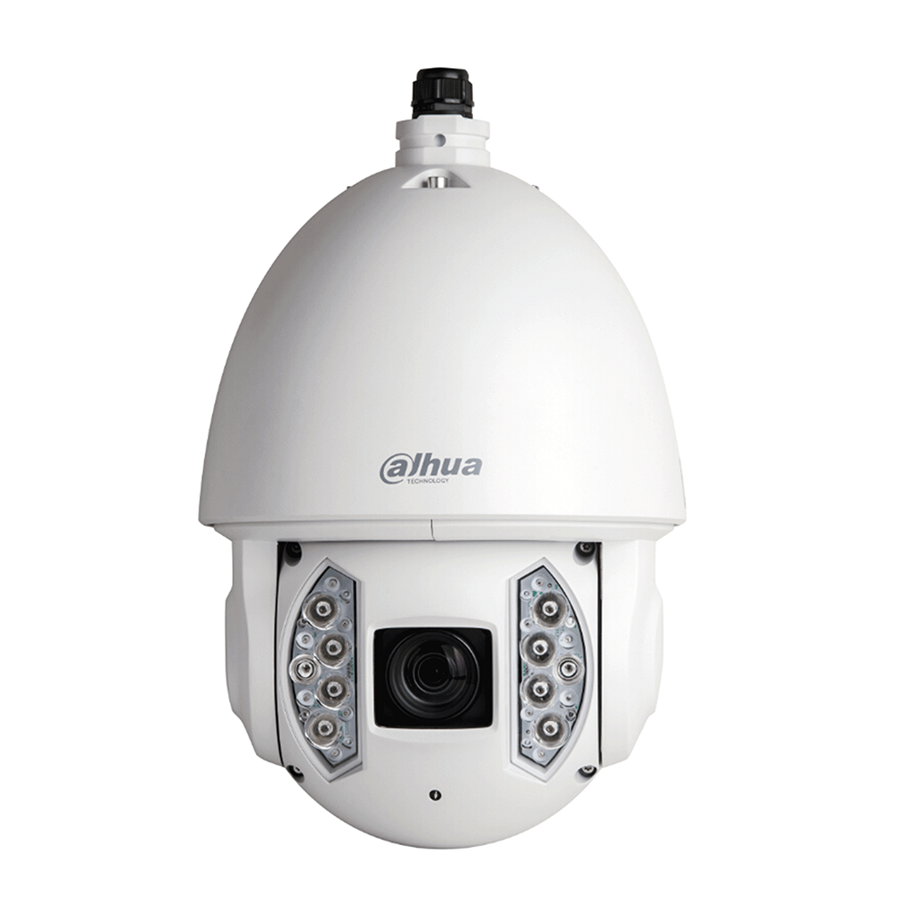 Dahua IP Camera 4K 30x IR PTZ Network POE Dome Camera IP67 H.265 Encoding