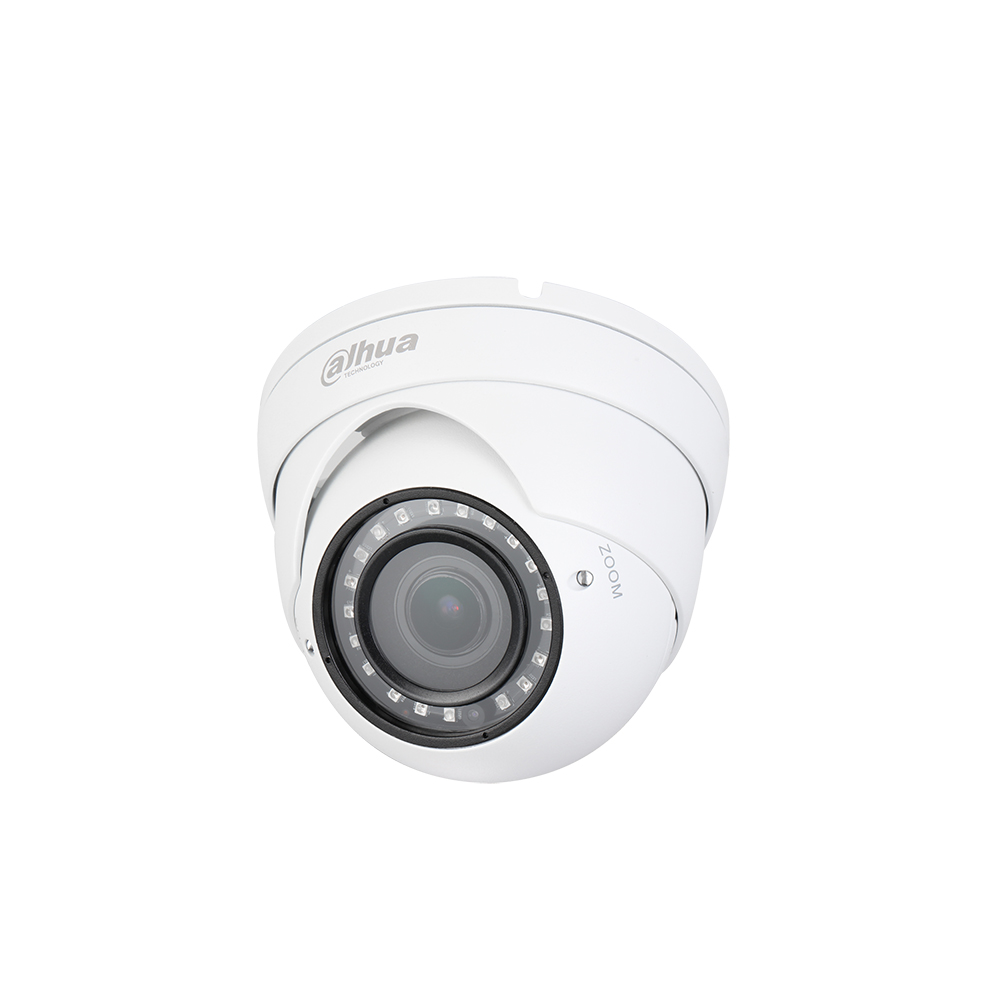 HAC-HDW1400R-VF Dahua CCTV Camera Security 4MP HDCVI IR Eyeball Camera