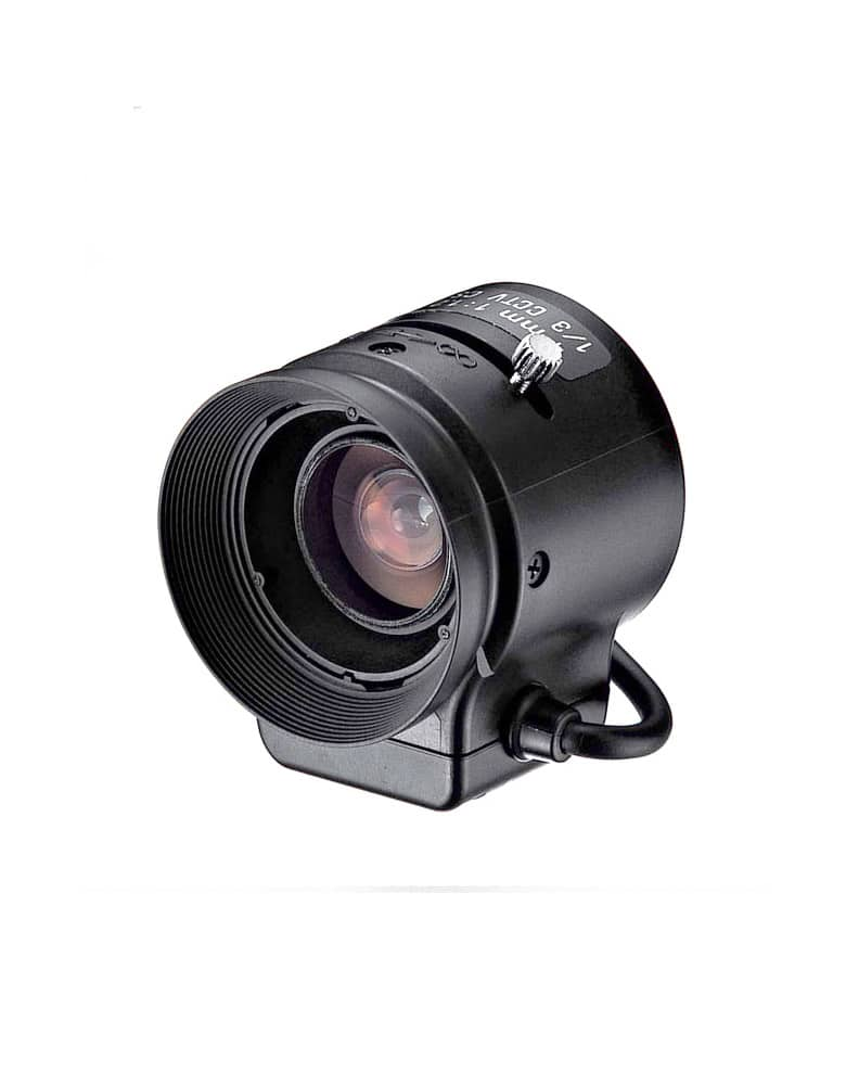 Tamron 6mm CS-Mount Auto Iris DC Security CCTV Camera Lens