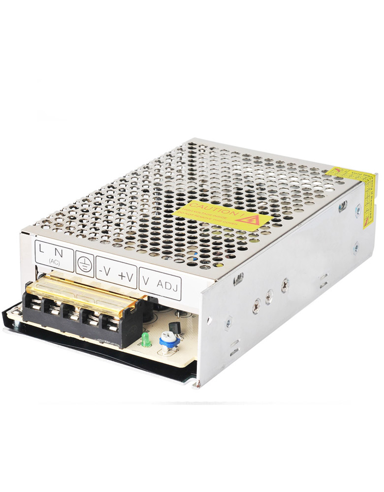 Cctv Power Supply 12v Dc 10a Switching Power Adapter Wide